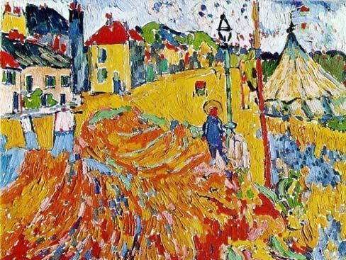 Famous Fauvist Artists Art styles: fauvism